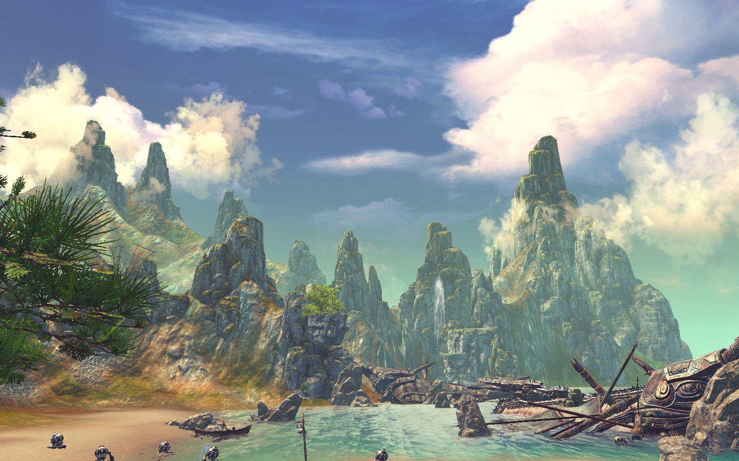 BnS Gold, Buy BnS Gold, Blade & Soul Gold, Blade and Scenery, Blade and Soul, Chill 2