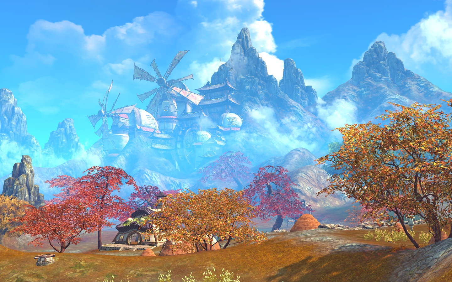 BnS Gold, Buy BnS Gold, Blade & Soul Gold, Blade and Scenery, Blade and Soul, Chill 3